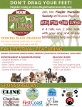Join us this Weekend for Run Fur Our Lives